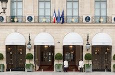 Hotel Ritz Paris - Facade