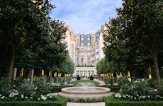 Hotel Ritz Paris - Garden