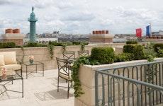 Hotel Ritz Paris - Suite Mansart